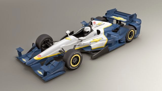 Chevy revealed their 2015 Aero Kit on Tuesday.